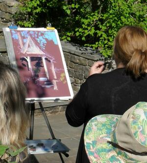 Margaret Evans Plein Air Workshop