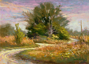 January 29 12 to 4 Jack Pardue Will Demonstrate Expressive Mark Making in Pastel