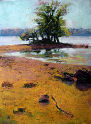 A look at Plein Air paintings 2009