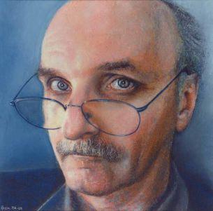 Self Portrait entitled,