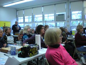 Maggie Price039s November 2012 Landscape Workshop